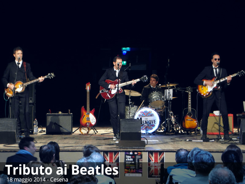Concerto Tributo Beatles